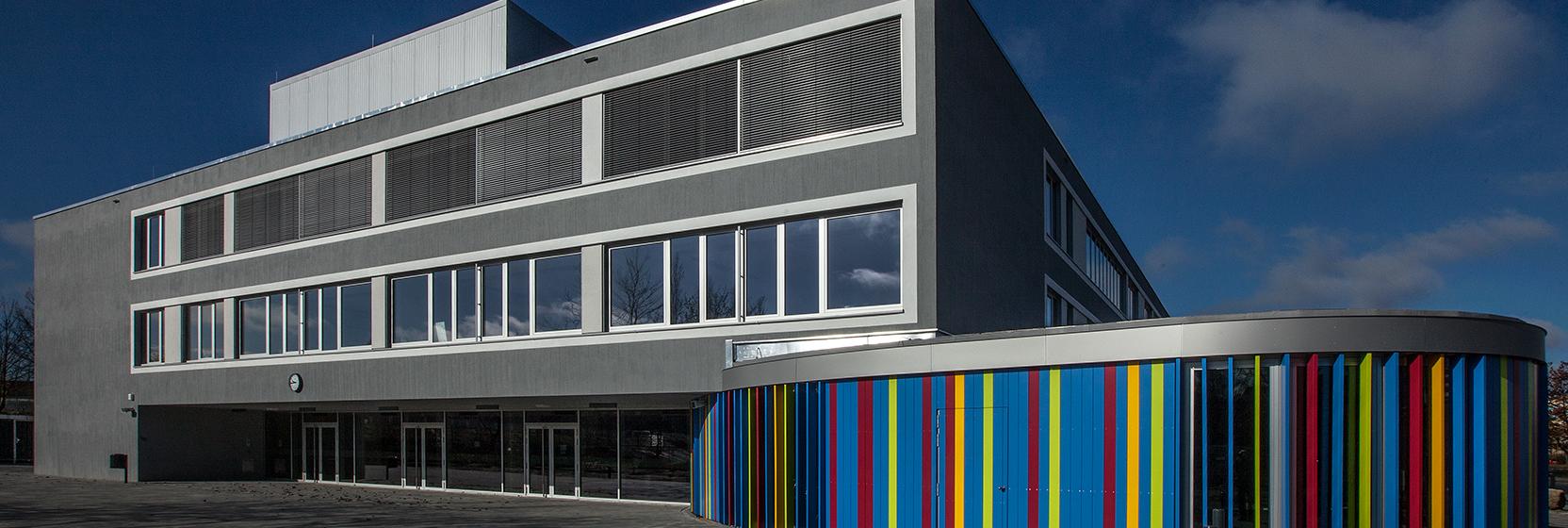 Neubrandenburg Soziale Stadt Schule